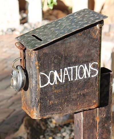 Spenden Sportschützen