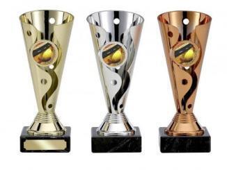 Material von Pokalen