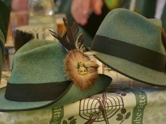 Hüte für Schützenfest
