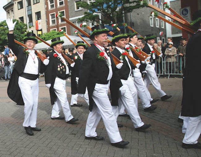 Schützenfest Neuss
