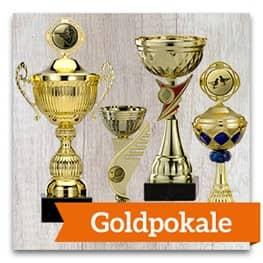 Goldpokale