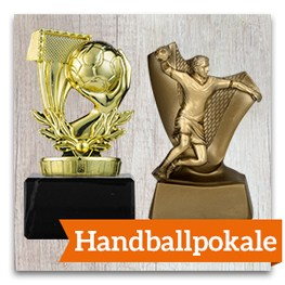 Handball Pokale