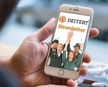 Newsletter jetzt gratis bestellen