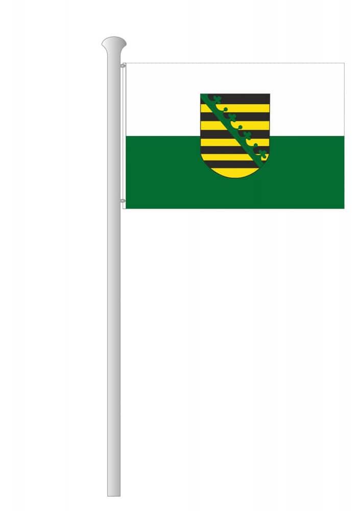 Sachsen Flagge