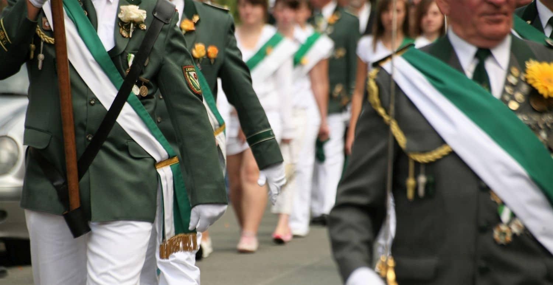Schärpen für Ihre Uniform