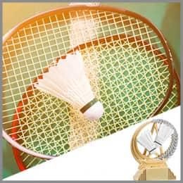 Badminton Figuren