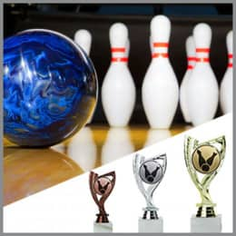Bowling Pokale