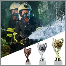 Feuerwehr Pokale