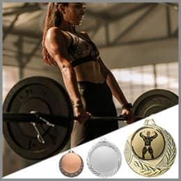 Gewichtheben Medaillen
