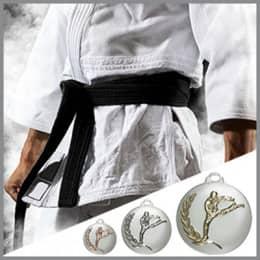 Kampfkunst Medaillen