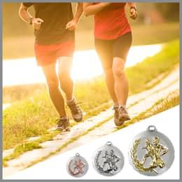 Laufsport Medaillen