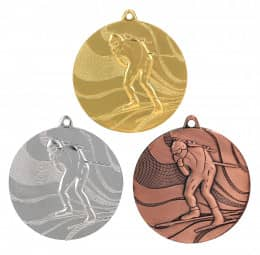 Wintersport Medaillen
