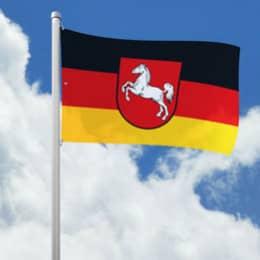 Niedersachsen Fahnen