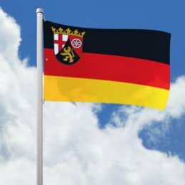 Rheinland-Pfalz Fahnen