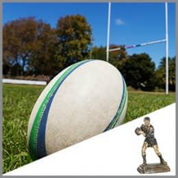 Rugby Figuren
