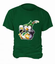 Pinguin-Shirts