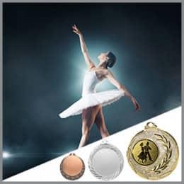 Tanzen Medaillen