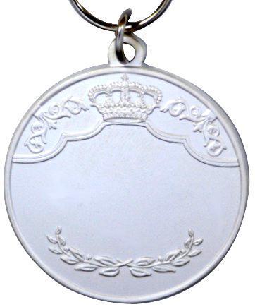 Königsmedaille 1 silber