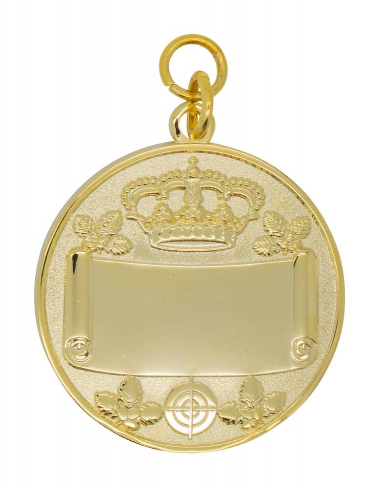 Königsmedaille 2 gold