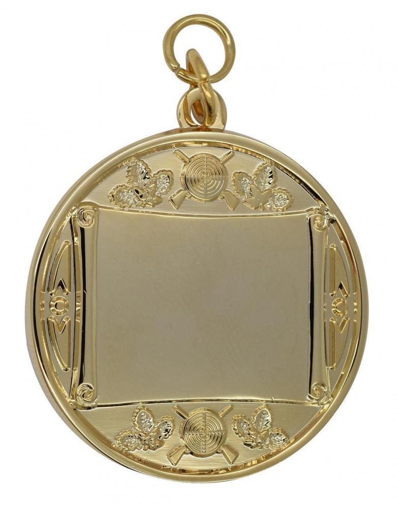 Schützenmedaille 1 gold