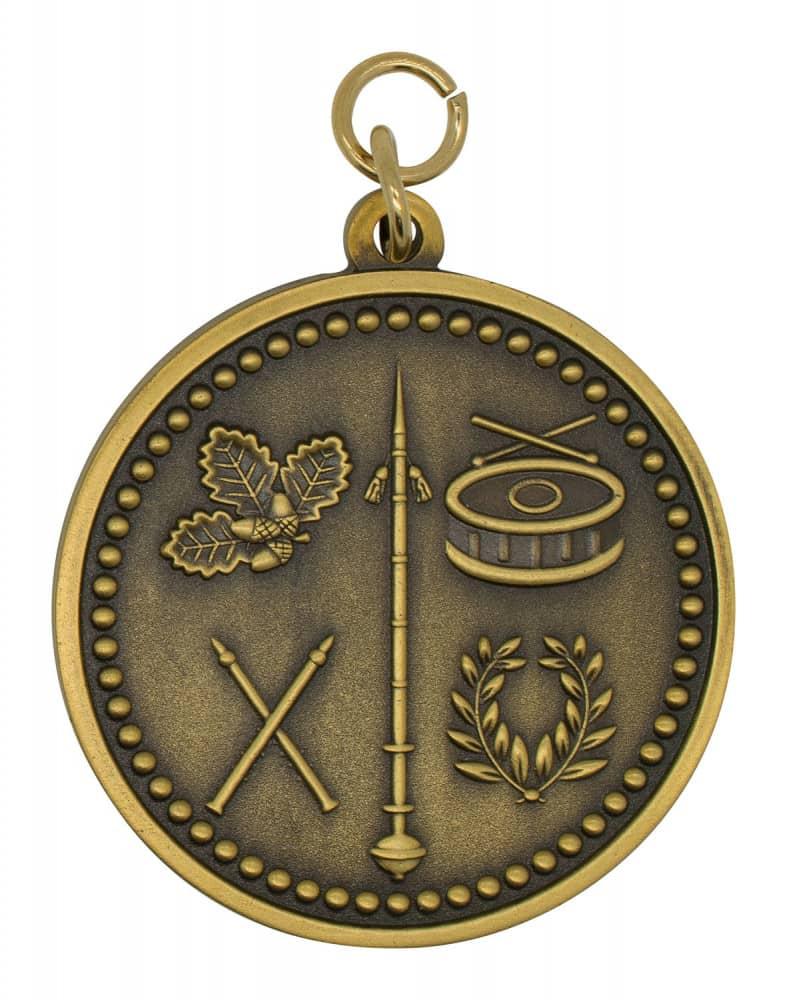 "Medaille ""Spielmannszug"" bronze"