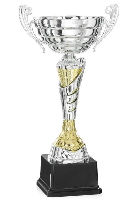 Pokale mit Henkel 5er Serie FS344 30 cm