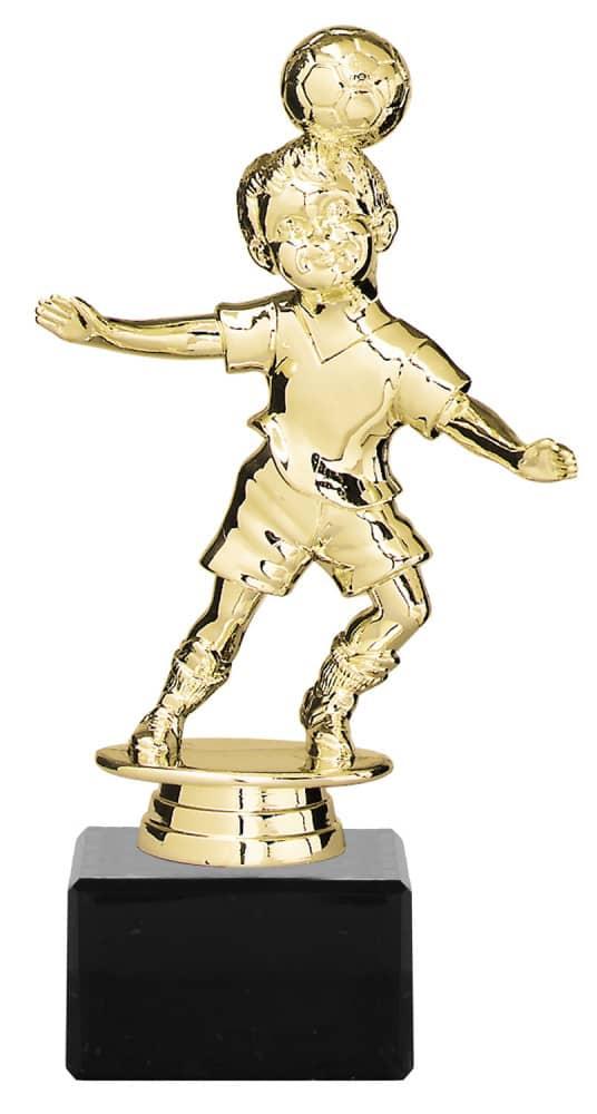 """Kinderpokal """"Fußball"""" FS-D90 gold"""