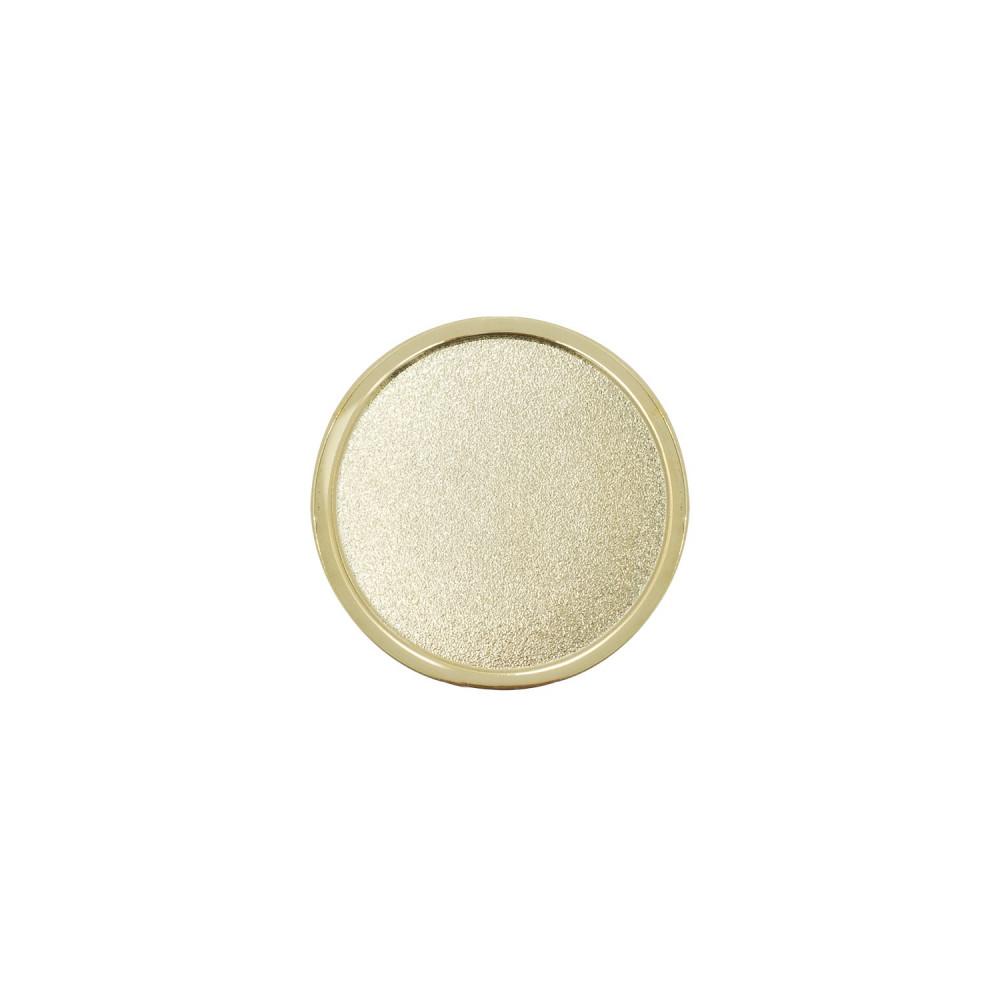 Expresspin rund 25 mm mit Ihrem Logo gold