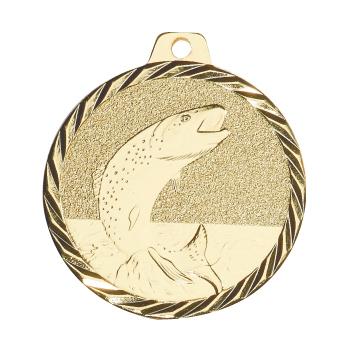 "Medaille ""Fisch"""