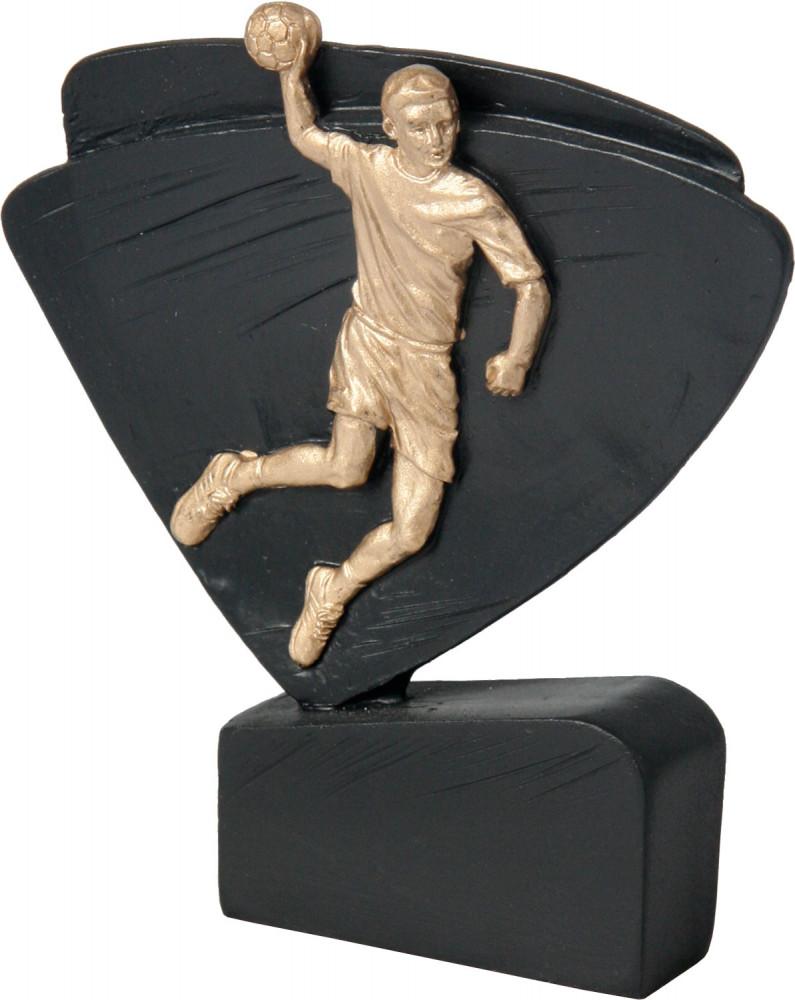 Handballer TRY-RFEL5009 schwarz/gold