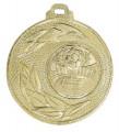 """Medaille """"Sunion"""" Ø 50mm mit Wunschemblem und Band - Farbe - gold"""