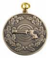"""Sportmedaille """"Pistole"""" - Farbe - bronze"""