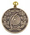 """Sportmedaille """"Bogen"""" - Ausführung - bronze"""