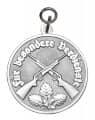 Medaille - Für besondere Verdienste - Farbe - silber