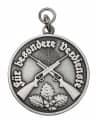 Medaille - Für besondere Verdienste - Farbe - altsilber