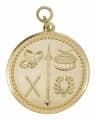 """Medaille """"Spielmannszug"""" - Ausführung - gold"""