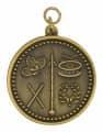 """Medaille """"Spielmannszug"""" - Ausführung - bronze"""