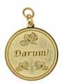 """Medaille """"Darum"""" - Ausführung - gold"""