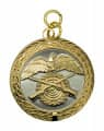 Medaille - silber-gold