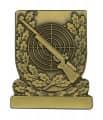 Meisterschaftabzeichen Gewehr - Ausführung - bronze
