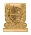 Meisterschaftsabzeichen Bogenschütze - Farbe - bronze