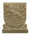 Meisterschaftabzeichen Armbrust - Ausführung - gold