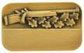Meisterschaftabzeichen Kleinkaliber - Ausführung - bronze