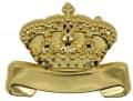 Königsabzeichen 1 - Ausführung - gold