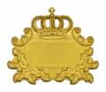 Königsabzeichen 4 - Ausführung - gold