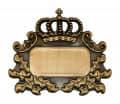 Königsabzeichen 4 - Ausführung - altgold