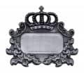 Königsabzeichen 4 - Ausführung - altsilber