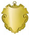 Königsschild 12 - Ausführung - gold