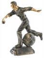 Trophäe Boulespieler FS52510 bronze