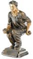 Trophäe Boulespieler FS52546 bronze